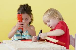 Si tu hija quiere ser carpintera, cómprale los clavos. Eso es ser buen padre. PERPECTIVA DE GÉNERO.