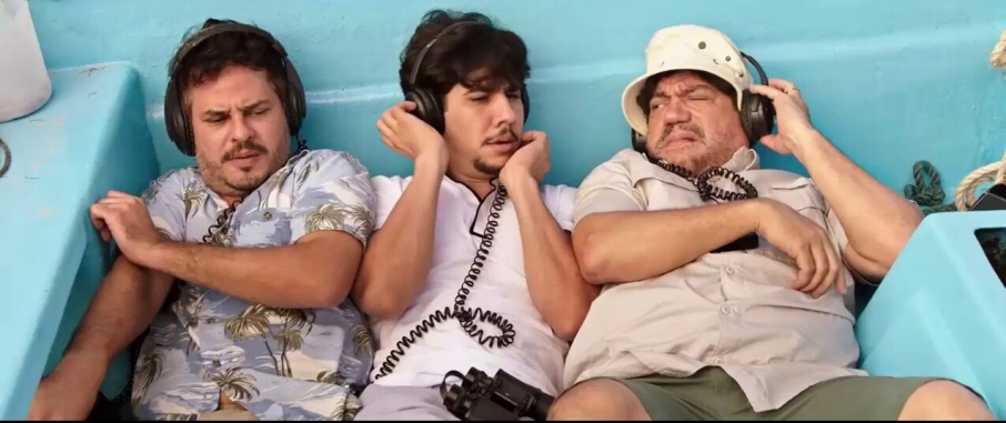 Frank Perozo, Kenny Grullón y Yasser Michelén nos hacen reír a carcajadas con cada aparición.
